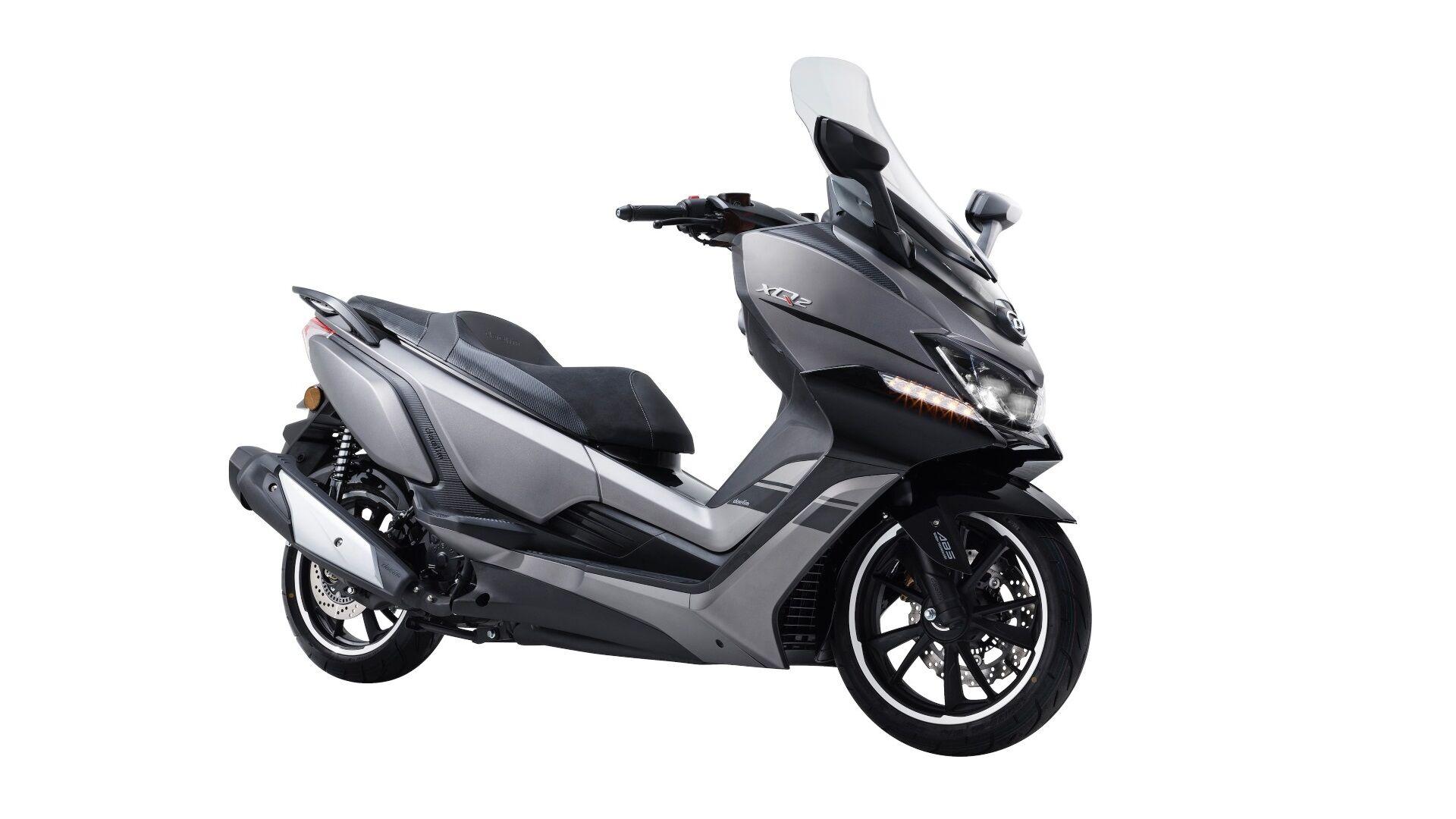 Daelim XQ 125: Nuevo entre los scooter GT | Club del